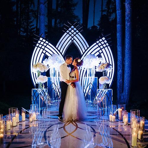 Сюрприз от невесты