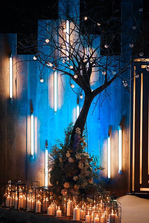 Декор и подсветка